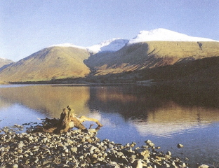 Photo of Scafell Pike by Gareth Harrison